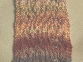 Little Lace Cat's Paw Scarf