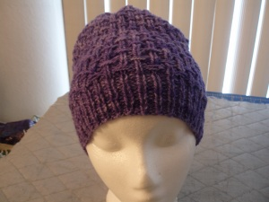 Basia Hat right side out