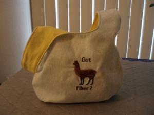 Got Fiber Knot Bag