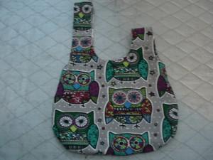 Owl Knot Bag a