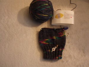 2nd Pair of Socks started