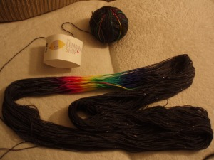 Yarn for 2nd Pair of Socks
