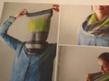 3-Color Cashmere Cowl 2
