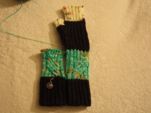 Te Ara Mitts progress