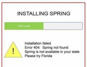 Installing Spring