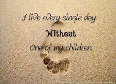 without one of my children