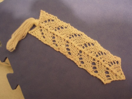 Lace Bookmark a