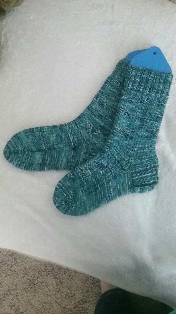 Hermiones Everyday Socks finished