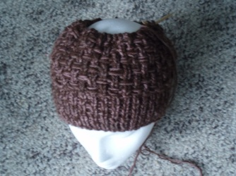Basia Hat Progress