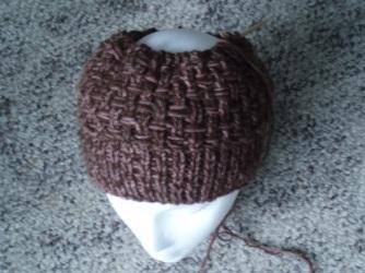 Basia Hat Progress