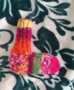 2nd Pair Baby Socks HFO
