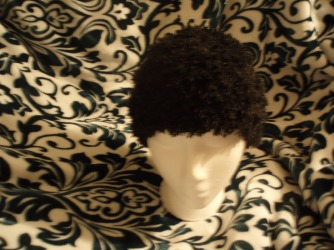 Chemo Cap minus curls