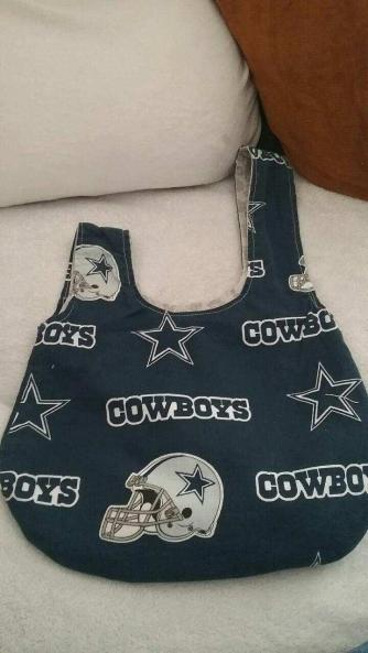 Cowboys project bag
