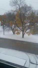 2nd snow winter 2019-2020