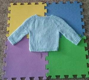 Flax Sweater size 6 month to 1 year