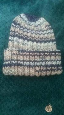 Charity Hat 4 finished