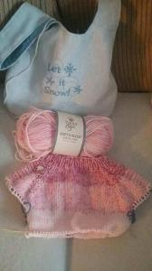 Baby Flax sweater 3b